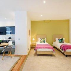 Отель Martinhal Lisbon Chiado Family Suites 5* Студия с различными типами кроватей фото 2