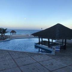 Отель Cancun Condo Rent бассейн фото 2