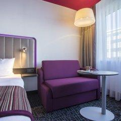 Отель Park Inn by Radisson Nuremberg 3* Улучшенный номер с различными типами кроватей фото 2