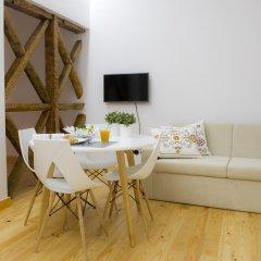 Отель Páteo Saudade Lofts 3* Апартаменты с различными типами кроватей фото 9