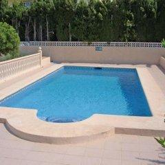 Отель Calpe Villas Privadas con Piscina 3000 бассейн