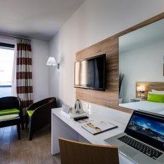 Отель AX ¦ Seashells Resort at Suncrest 4* Номер Делюкс с различными типами кроватей фото 2