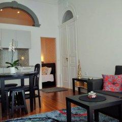 Отель Gardenia Aparthotel Улучшенные апартаменты разные типы кроватей