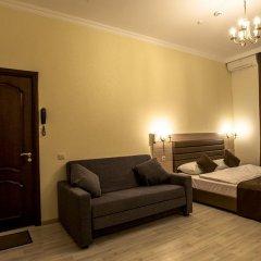 Мини-Отель City Life 2* Номер Комфорт разные типы кроватей фото 5