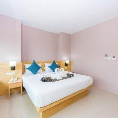 Отель Rayaan 6 Guesthouse 3* Стандартный номер двуспальная кровать фото 6