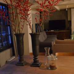 Отель De 2 Pakhuisjes интерьер отеля фото 2