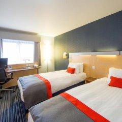 Отель Holiday Inn Express Edinburgh Royal Mile 3* Стандартный номер фото 22