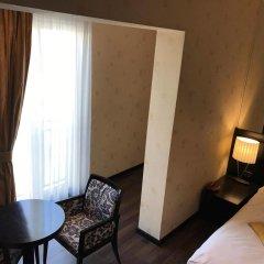 Отель Iliria Албания, Тирана - отзывы, цены и фото номеров - забронировать отель Iliria онлайн комната для гостей фото 2