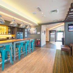 Отель Premier Inn Leek Town Centre гостиничный бар