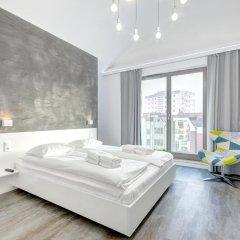 Апартаменты Dom & House - Apartments Waterlane Улучшенные апартаменты с 2 отдельными кроватями фото 3