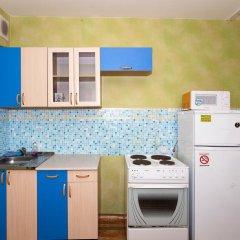 Гостиница Эдем Советский на 3го Августа Апартаменты с различными типами кроватей фото 22