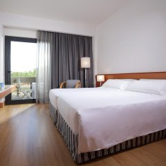 Отель Wyndham Rome Midas 4* Стандартный номер с различными типами кроватей