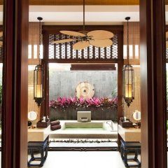 Отель Anantara Sanya Resort & Spa 5* Вилла с различными типами кроватей фото 2