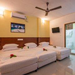 Отель Liberty Guest House Maldives 3* Стандартный номер с различными типами кроватей
