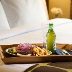 Отель Fairfield Inn & Suites by Marriott Washington, DC/Downtown 3* Стандартный номер с различными типами кроватей фото 2