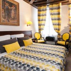 Hotel Bersolys Saint-Germain 3* Стандартный номер с двуспальной кроватью фото 31