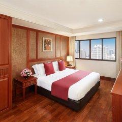 Отель Centre Point Sukhumvit 10 4* Представительский люкс с различными типами кроватей фото 6
