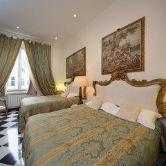Отель San Giorgio Rooms Генуя комната для гостей фото 3