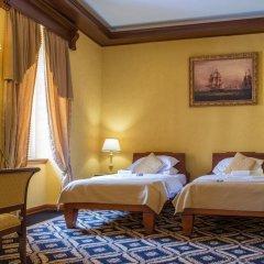 Hotel Cattaro 4* Номер Делюкс с двуспальной кроватью фото 8