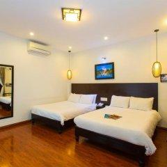Отель Riverside Impression Homestay Villa 3* Номер Делюкс с 2 отдельными кроватями фото 6