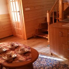 Отель Camping Harenda Pokoje Gościnne i Domki Бунгало фото 29