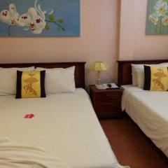 Holiday Diamond Hotel 2* Стандартный семейный номер с различными типами кроватей фото 2