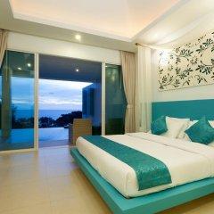 Отель Amala Grand Bleu Resort 3* Люкс разные типы кроватей фото 8