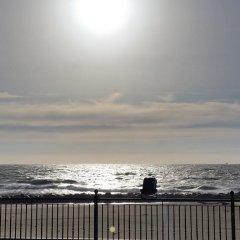 Hotel del Mare пляж
