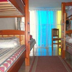 Отель Marine Keskus Кровать в общем номере фото 2
