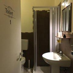 Отель Bed&Breakfast Palermo Villareale Италия, Палермо - отзывы, цены и фото номеров - забронировать отель Bed&Breakfast Palermo Villareale онлайн ванная