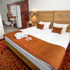 Rubin Wellness & Conference Hotel 4* Полулюкс с различными типами кроватей фото 3
