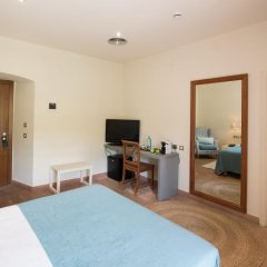 Hotel El Convent de Begur 4* Стандартный номер с различными типами кроватей фото 9