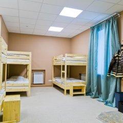Hostel Tsentralny Кровать в мужском общем номере с двухъярусной кроватью фото 3