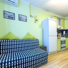 Апартаменты RentalSPb Apartment Obvodnoy Kanal 46 комната для гостей фото 4