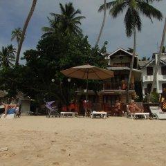 Отель Thaproban Beach House пляж фото 5