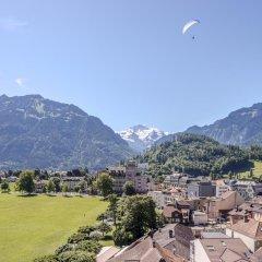 Metropole Swiss Quality Interlaken Hotel фото 4