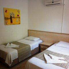PH Hotel Fethiye 3* Стандартный семейный номер с двуспальной кроватью