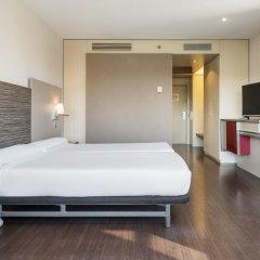 Отель ILUNION Barcelona 4* Стандартный номер с различными типами кроватей фото 11