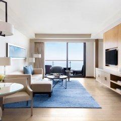 JW Marriott Hotel Sanya Dadonghai Bay 5* Люкс с различными типами кроватей фото 3