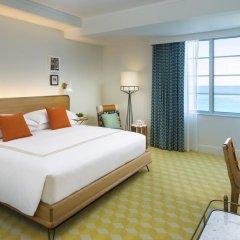 Отель The Confidante - in the Unbound Collection by Hyatt 4* Стандартный номер с различными типами кроватей фото 6