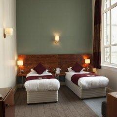 Отель ABode Glasgow 4* Улучшенный номер с различными типами кроватей фото 5