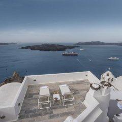 Отель Aigialos Niche Residences & Suites пляж