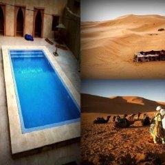 Отель Auberge La Source Марокко, Мерзуга - отзывы, цены и фото номеров - забронировать отель Auberge La Source онлайн детские мероприятия