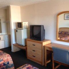 Отель Relax Inn Downtown Vicksburg Стандартный номер с 2 отдельными кроватями фото 3