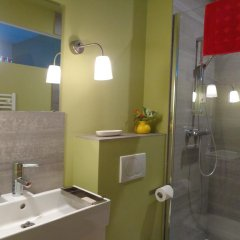 Отель B&B La Chambre du Zodiaque ванная фото 2