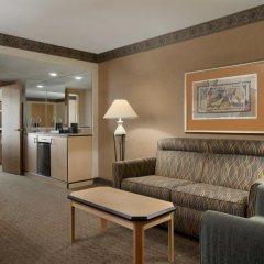Отель Embassy Suites by Hilton Convention Center Las Vegas 3* Люкс с различными типами кроватей фото 4