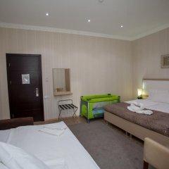 Отель Rustaveli Palace Стандартный семейный номер с двуспальной кроватью фото 28