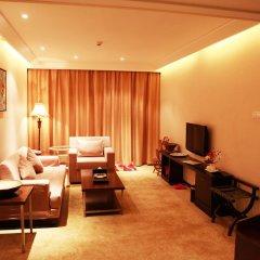 Отель Sun Town Hotspring Resort 4* Люкс с различными типами кроватей фото 6