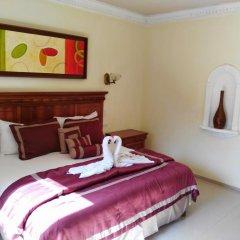 Отель Gran Real Yucatan 3* Номер Делюкс с разными типами кроватей фото 3