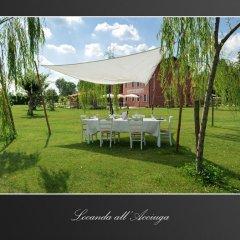 Отель Locanda Acciuga Лимена помещение для мероприятий